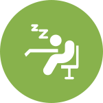 Pictogramme fatigue