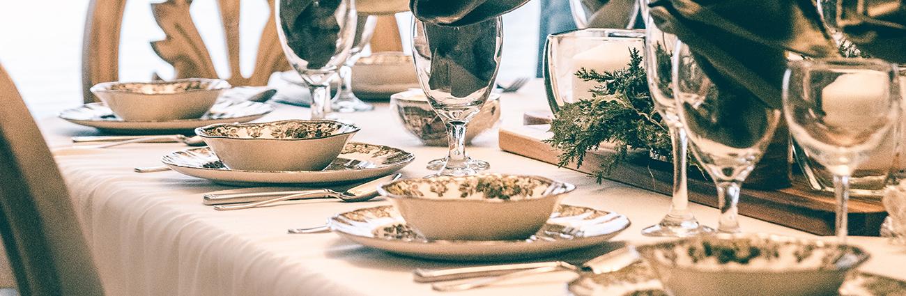 repas de fête équilibrée astuces