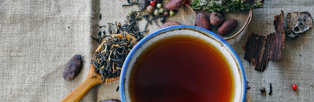 tisane et plantes bonnes pour le foie