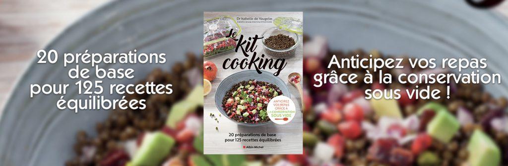 kit cooking nouveau livre isabelle vaugelas